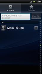 Sony Ericsson Xperia Arc S - MMS - Erstellen und senden - 8 / 20