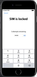 Apple iphone-7-plus-met-ios-13-model-a1784 - Instellingen aanpassen - Hoe gebruik ik de Automatisch inloggen-optie - Stap 5