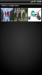 HTC Z715e Sensation XE - E-mail - Sending emails - Step 10
