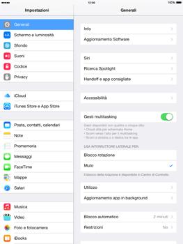 Apple iPad mini 2 - iOS 8 - E-mail - configurazione manuale - Fase 3