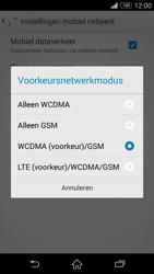 Sony Xperia Z3 - internet - activeer 4G Internet - stap 6