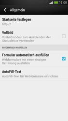 HTC Desire 601 - Internet - Apn-Einstellungen - 1 / 1