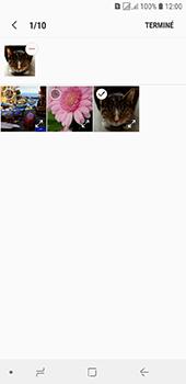 Samsung Galaxy J6 - Contact, Appels, SMS/MMS - Envoyer un MMS - Étape 19
