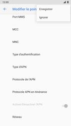 Nokia 8 - Android Pie - Internet et roaming de données - Configuration manuelle - Étape 18