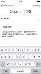 Apple iPhone 5 - Premiers pas - Créer un compte - Étape 25