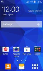 Samsung G357 Galaxy Ace 4 - Internet - Configuration automatique - Étape 3