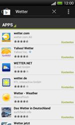 HTC One SV - Apps - Herunterladen - 13 / 25