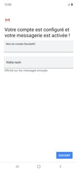 Samsung Galaxy A51 5G - E-mails - Ajouter ou modifier votre compte Yahoo - Étape 13