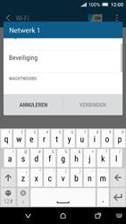 HTC One A9 - WiFi - Handmatig instellen - Stap 8