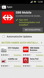Sony Xperia U - Apps - Installieren von Apps - Schritt 23