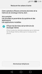 Huawei Nova - Appareil - Réinitialisation de la configuration d