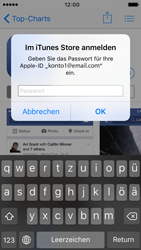 Apple iPhone 5s iOS 9 - Apps - Einrichten des App Stores - Schritt 25