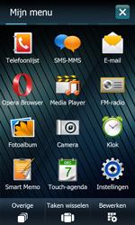 Samsung B7610 Omnia Qwerty - Bluetooth - koppelen met ander apparaat - Stap 5