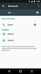 Motorola Moto G5s - Bluetooth - Geräte koppeln - Schritt 10