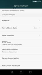 Huawei Ascend G7 - voicemail - handmatig instellen - stap 6