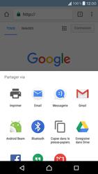 Sony Xperia X Compact (F5321) - Internet - Navigation sur Internet - Étape 21