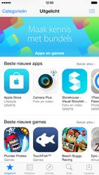 Apple iPhone 6 - Applicaties - Download apps - Stap 6