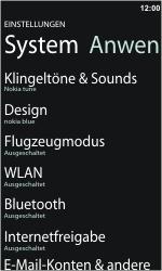 Nokia Lumia 610 - WLAN - Manuelle Konfiguration - Schritt 4
