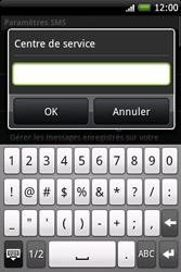 HTC A6262 Hero - SMS - Configuration manuelle - Étape 7
