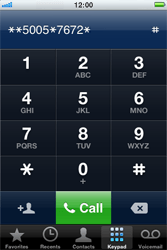 Apple iPhone 4 S - SMS - Manual configuration - Step 6