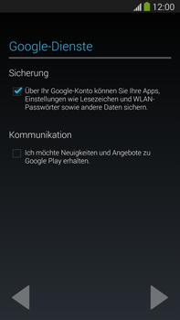 Samsung Galaxy Note 3 LTE - Apps - Konto anlegen und einrichten - 14 / 22