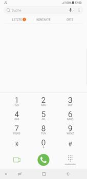 Samsung Galaxy S8 Plus - Android Oreo - Anrufe - Anrufe blockieren - Schritt 4