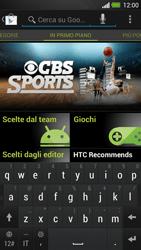 HTC One - Applicazioni - Installazione delle applicazioni - Fase 12