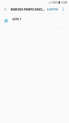 Samsung A320F Galaxy A3 (2017) - Android Oreo - MMS - Configuration manuelle - Étape 7