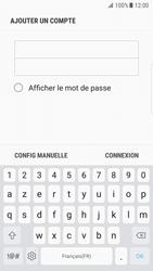 Samsung G935 Galaxy S7 Edge - Android Nougat - E-mail - Configuration manuelle - Étape 8