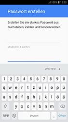 Samsung Galaxy J3 (2017) - Apps - Einrichten des App Stores - Schritt 13