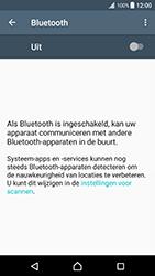 Sony Xperia XZ Premium - Bluetooth - Koppelen met ander apparaat - Stap 5