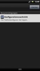 Sony Ericsson Xperia X10 - Internet - Automatische Konfiguration - Schritt 6