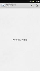 Sony Xperia S - E-Mail - Manuelle Konfiguration - Schritt 4