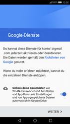 Huawei P10 - E-Mail - Konto einrichten (gmail) - Schritt 13