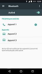 Crosscall Action X3 - Internet et connexion - Connexion avec un équipement multimédia via Bluetooth - Étape 9