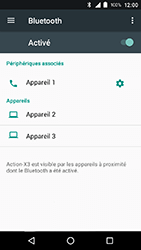 Crosscall Action X3 - Bluetooth - connexion Bluetooth - Étape 10