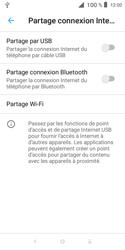 Alcatel 1X - Internet et connexion - Utiliser le mode modem par USB - Étape 7