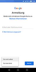 Huawei Y5 (2018) - Apps - Konto anlegen und einrichten - 5 / 20