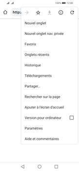 Huawei P Smart (2019) - Internet - configuration manuelle - Étape 22