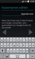 Samsung G388F Galaxy Xcover 3 - Apps - Konto anlegen und einrichten - Schritt 9