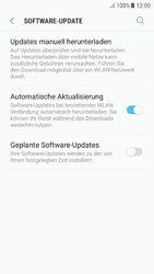 Samsung Galaxy A5 (2016) - Android Nougat - Software - Installieren von Software-Updates - Schritt 6