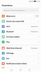 Huawei P8 Lite 2017 - Réseau - utilisation à l'étranger - Étape 6
