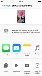 Apple iPhone SE - iOS 11 - Photos, vidéos, musique - Prendre une photo - Étape 11