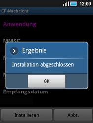 Samsung Galaxy Mini - MMS - Automatische Konfiguration - 8 / 11