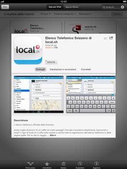 Apple iPad mini - Applicazioni - Installazione delle applicazioni - Fase 7
