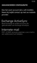 Nokia Lumia 635 - E-mail - Account instellen (IMAP met SMTP-verificatie) - Stap 10