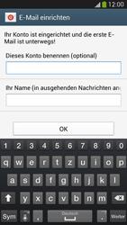 Samsung I9505 Galaxy S4 LTE - E-Mail - Konto einrichten (yahoo) - Schritt 9