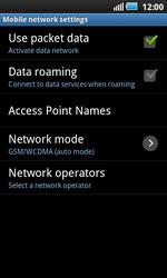 Samsung I5800 Galaxy Apollo - Internet - manual configuration 2.2 - Step 6