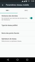 Wiko U-Feel Lite - Internet - Désactiver du roaming de données - Étape 7