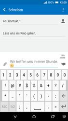 HTC One A9 - MMS - Erstellen und senden - 15 / 25